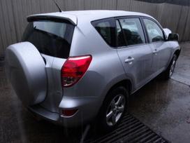 Toyota Rav4. Is anglijos ,oda,ratai r17,r18