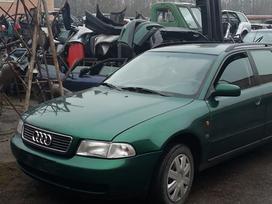 Audi A4. Audi a4, 1997 m., 1,8 benzinas, 92