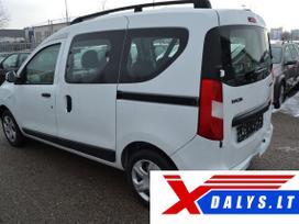 Dacia Dokker dalimis. W  bene