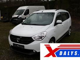 Dacia Lodgy dalimis. W  bene