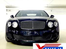 Bentley Continental dalimis. Jau dabar e