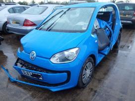 Volkswagen Up. Platus naudotų detalių