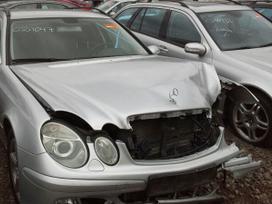 Mercedes-benz E320 dalimis. 4x4  prekyba