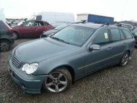 Mercedes-benz C200, 2.2 l., universalas