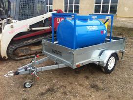 -Kita- Mobili kuro cisterna(priekaba), cisterninės