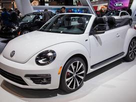 Volkswagen Beetle. Naujų orginalių detalių užsakymas