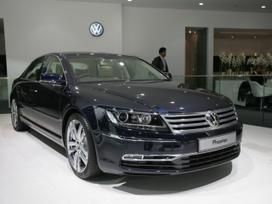 Volkswagen Phaeton. Naujų orginalių detalių užsakymas