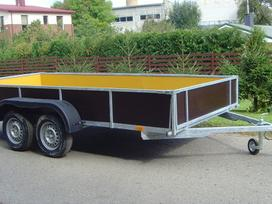 Baltic trailer B2k-4000x2, lengvųjų
