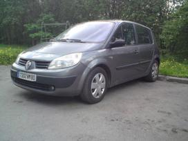 Renault Scenic. 1.9 dci 88kw dalymis.