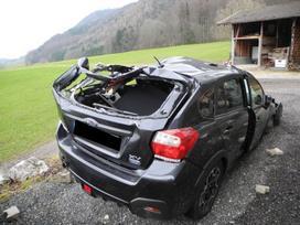 Subaru Xv. Rida 1000 km is vokietijos,gryzusi