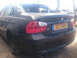 BMW 320 dalimis. Galimas pristatymas