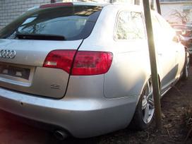 Audi A6 dalimis. Audi a6 (c6), 2005 m., 4.2,