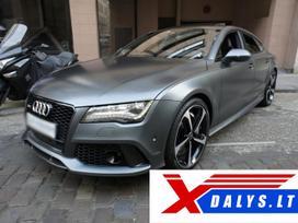 Audi Rs7 dalimis. W  bene