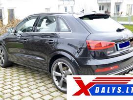 Audi Rs Q3 dalimis. W  bene