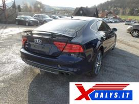 Audi S7 dalimis. W  bene