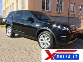Land Rover Discovery dalimis. W