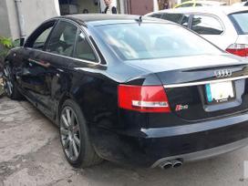 Audi S6 dalimis. Audi s6 (c6), 2008 m., 5