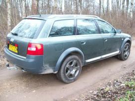 Audi A6 Allroad dalimis. 2 automobiliai audi