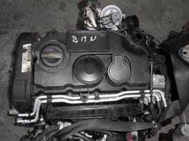 Volkswagen Jetta variklio detalės