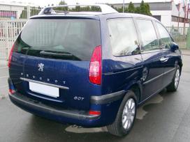 Peugeot 807 по частям. Europa