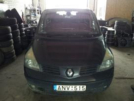 Renault Grand Espace. Sandėlio išpardavimas.