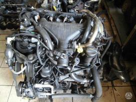 Peugeot 607 детали двигателя