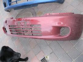 Mazda Demio. Buferis