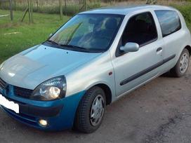 Renault Clio. Europa.keleivinis. detales