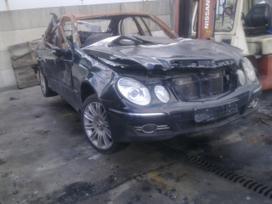 Mercedes-benz E klasė. Variklis 629.910