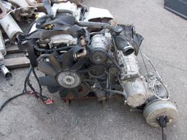 Land Rover Range Rover. Yra variklis, 2,5 td