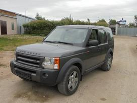 Land Rover Discovery dalimis