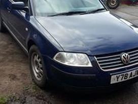 Volkswagen Passat. Vw passat, 2001 m., 1,9