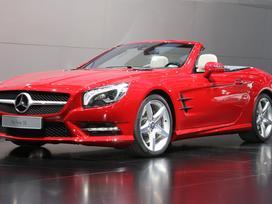 Mercedes-benz Cl klasė. ! naujos