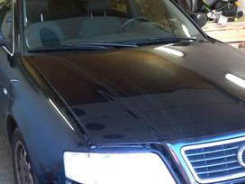 Audi A6. Audi a6 avant dalimis tel 8 698