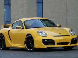 Porsche Cayman. ! naujos originalios dalys