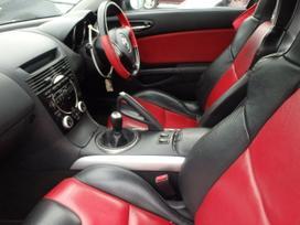 Mazda Rx-8 dalimis