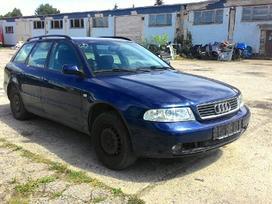 Audi A4 dalimis. Audi a4 1,9tdi 85kw