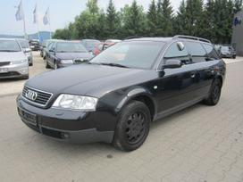 Audi A6. Audi a6 2,5 tdi 110kw dalimis