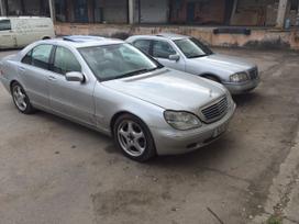 Mercedes-Benz S klasė. viber messenger +37067679990 vilnius