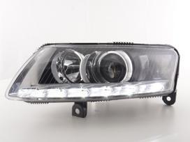 Audi A6. xenon d2s su led 05-08m-1-3 pvz -