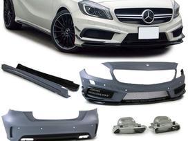 Mercedes-benz A klasė. Amg look w176 a45