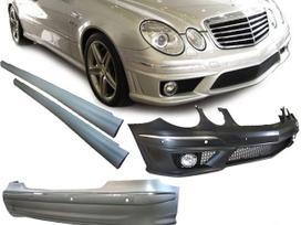 Mercedes-benz E klasė. Amg e55 ir e63