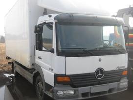 Mercedes-benz Vario Atego Sk 809 814 815 817,