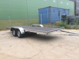 Baltic trailer B2p-5000x2, lengvųjų