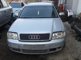 Audi A6. Audi a6 01m. 2.5tdi 114kw, , dalimis