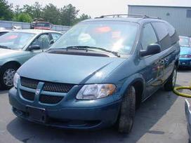Dodge Grand Caravan. Automobilis dalimis