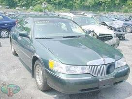 Lincoln Town Car. Pristatome i bet kuri