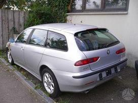 Alfa Romeo 156. Automobilis is vokietijos