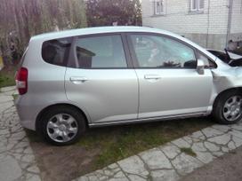 Honda Jazz. Auto is vokietijos.tikra rida 93000 km !todel