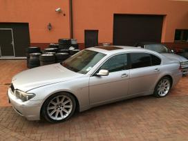BMW 745 dalimis. Bmw 740d 2004m. dalimis bmw730d 2002-2007m.